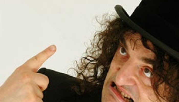 Jerry Sadowitz: Not for Everyone
