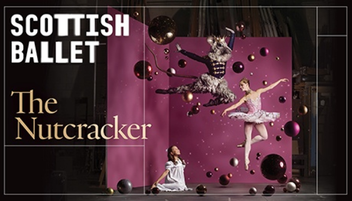 Scottish Ballet Nutcracker Stage Secrets
