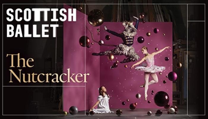 Scottish Ballet Nutcracker Touch Tour