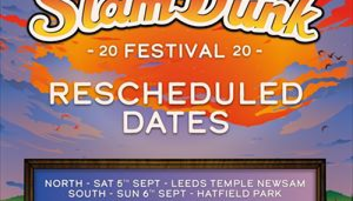 Slam Dunk Festival 2020 - North Launch Party