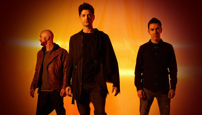 The Script - a Free Concert for the Hse & Frontline Staff
