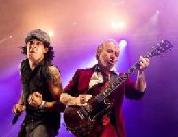 AC/DC UK 'Back in BLack' 40th Anniversary Tour