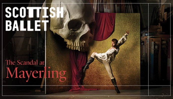 Scottish Ballet - The Scandal at Mayerling
