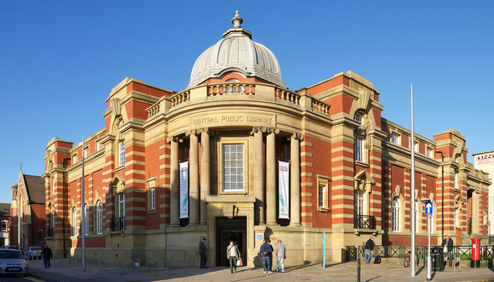 Blackpool Library