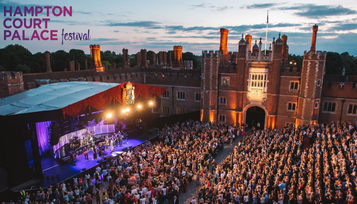 Hampton Court Palace Festival 2022