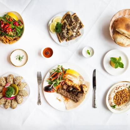 Ishbilia Authentic Lebanese Cuisine