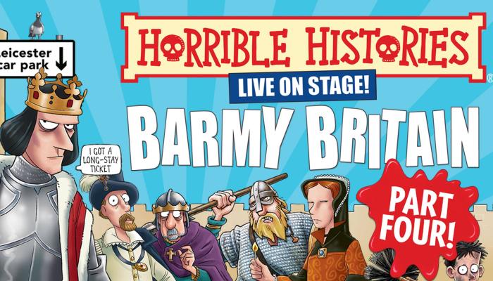 Horrible Histories - Ruthless Romans