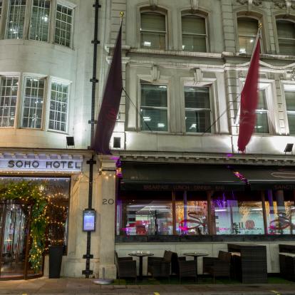 KARMA SANCTUM SOHO HOTEL-LONDON
