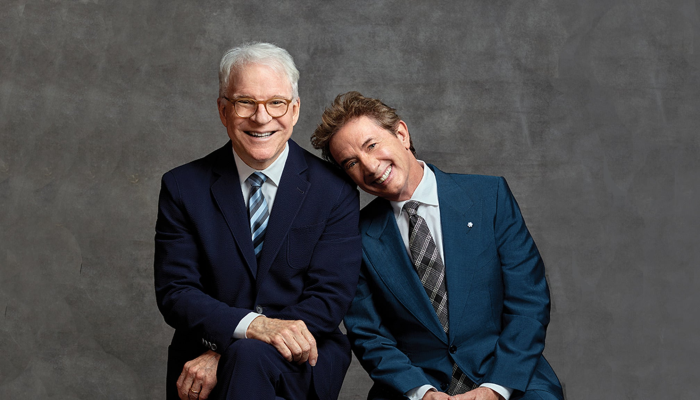 Steve Martin & Martin Short - the Funniest Show In Town At the Moment