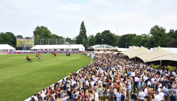 Chestertons Polo In the Park - Ladies Day