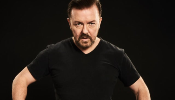 Ricky Gervais - Supernature