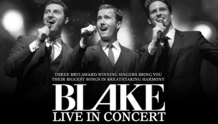 Blake - Live in Concert