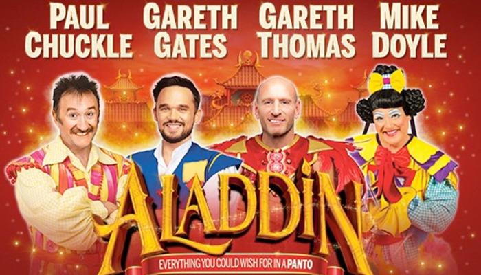 Aladdin Cardiff
