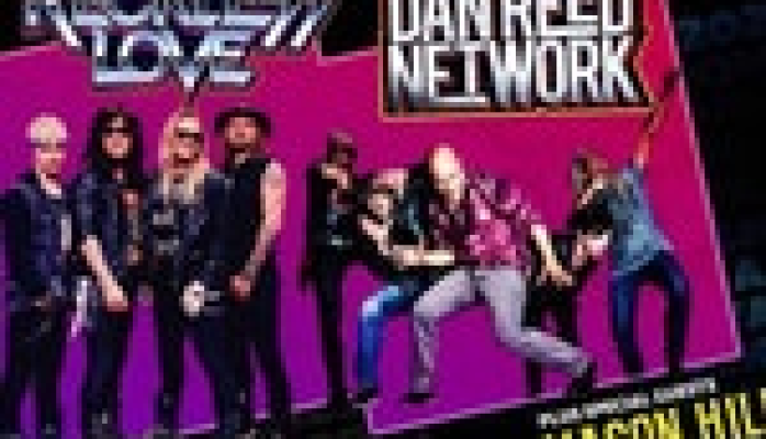 Reckless Love, Dan Reed Network