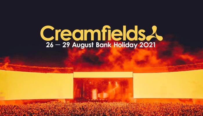 Creamfields 2021 - 4 Day Bronze Camping - Deposit Scheme