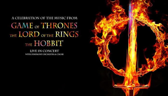 The Music Of Lord Of The Rings & Game Of Thrones