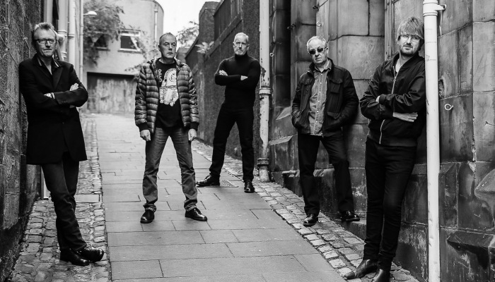The Skids Unplugged