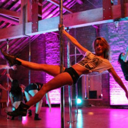 Ioisis Pole Dancing