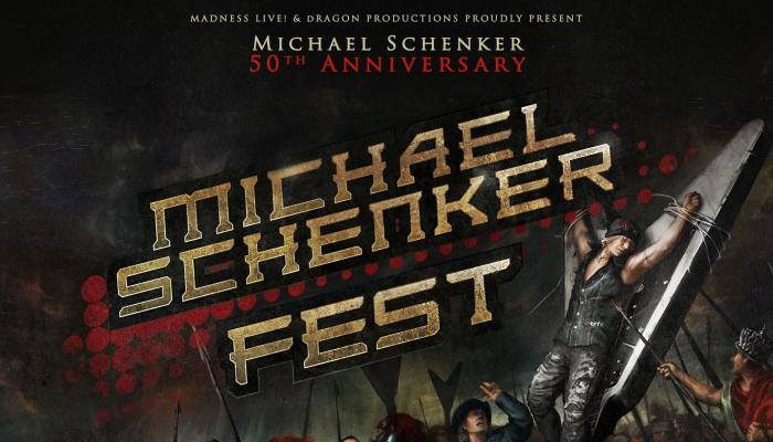 Michael Schenker Fest - 50th Anniversary - Revelation Tour