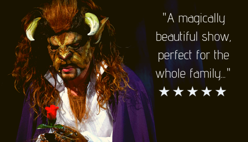 The perfect festive pantomime...