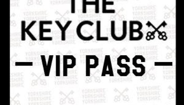 The Key Club VIP Pass