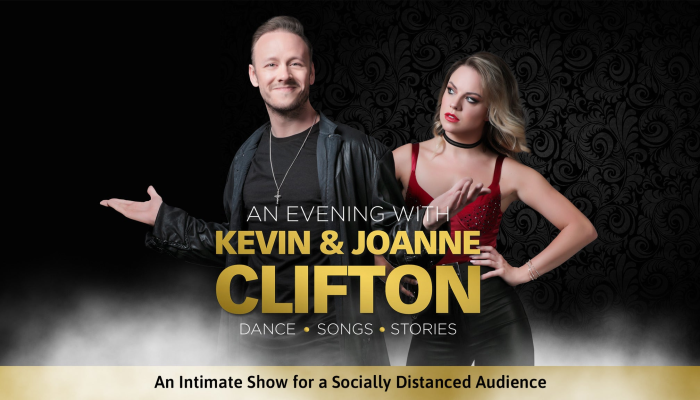 An Evening with Kevin and Joanne Clifton