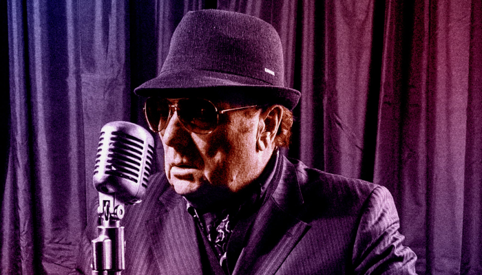 "Van Morrison ""Save Live Performance"" Supper and Show"