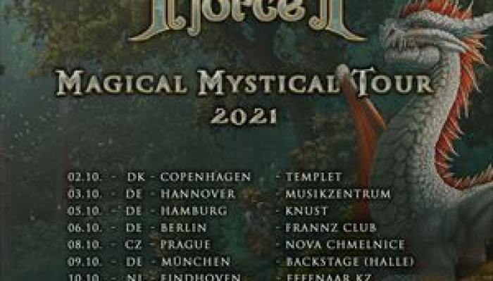 TWILIGHT FORCE - Magical Mystical Tour 2021