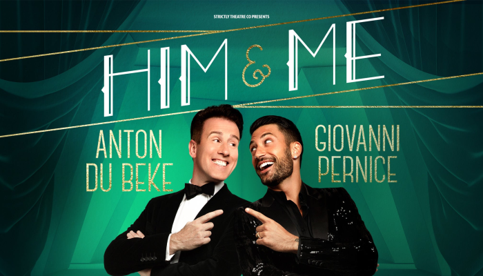 Anton and Giovanni - Him and Me