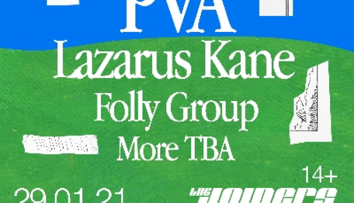 Who Are You? PVA, Lazarus Kane, Folly Group + more