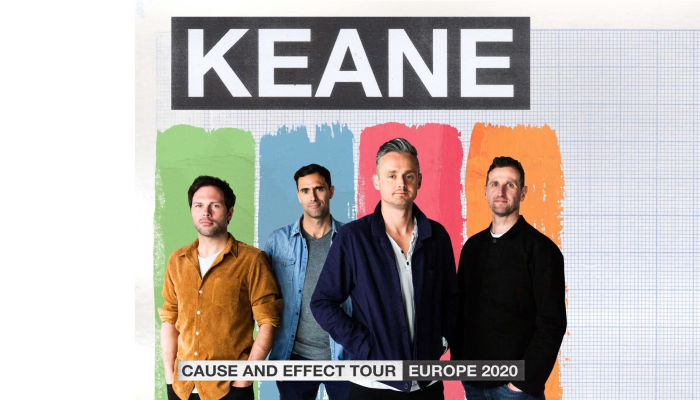 Keane - Live In the Wyldes