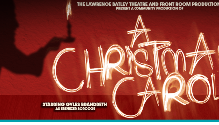 Online Production Of A Christmas Carol
