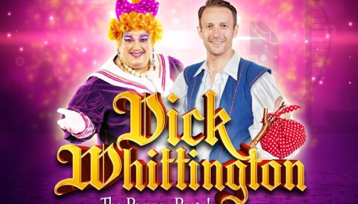 Dick Whittington The Pompey Panto