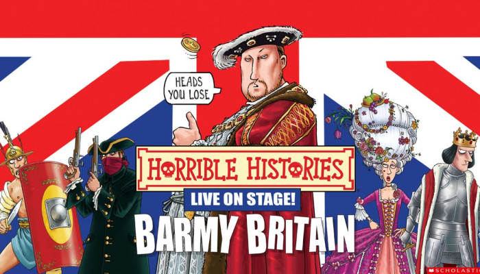 Horrible Histories - Worst of Barmy Britain
