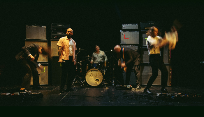 Sounds of The City - Idles