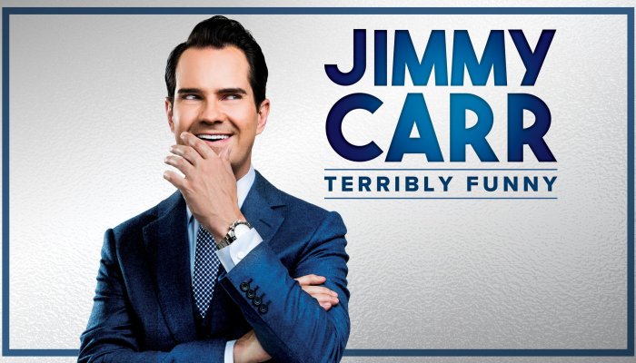 Jimmy Carr - Terribly Funny - Socially Distanced Event
