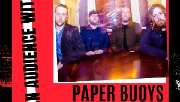 An Audience w/ Paper Buoys / Harry Jordan & more