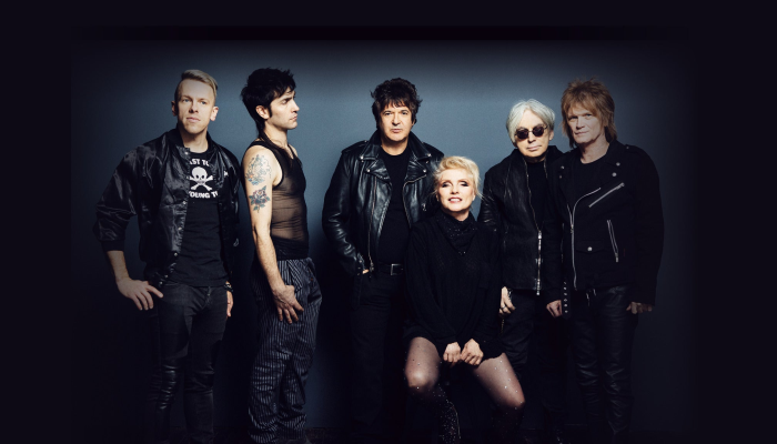 Blondie with special guest Garbage - Against The Odds