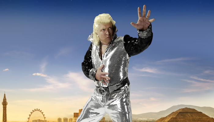 Clinton Baptiste Goes Stratospheric