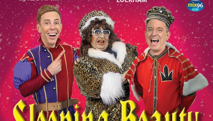 The Sleeping Beauty – A Traditional Family Pantomime