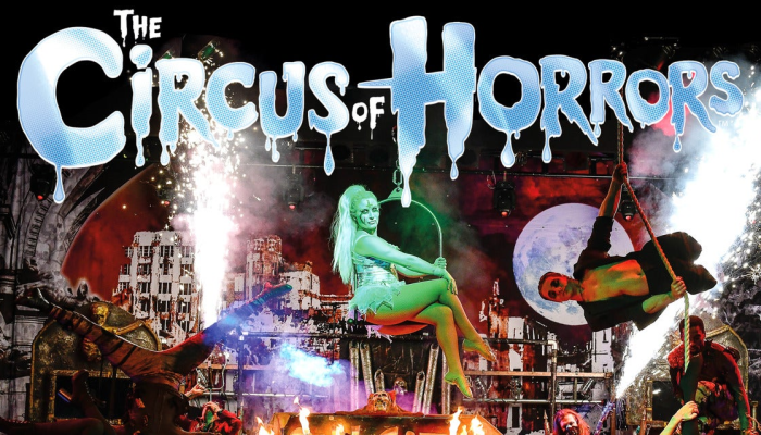 Circus of Horrors Revamped & Rocking Adult show