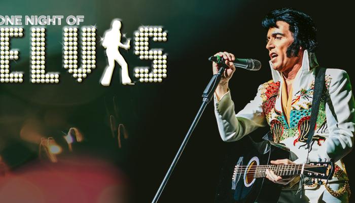 One Night of Elvis - Lee 'Memphis' King