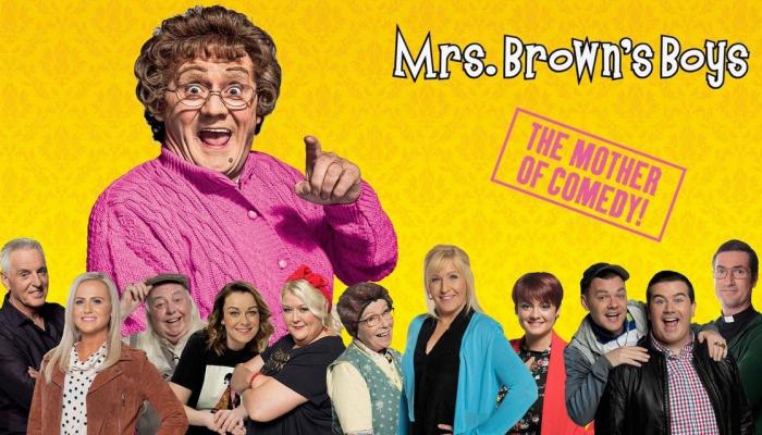 Mrs Brown's Boys: D'Live Show