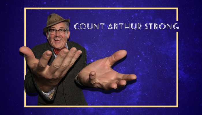 Count Arthur Strong: And This is Me!