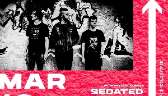 Dead Wax Rising: SUE / Sedated Society & more