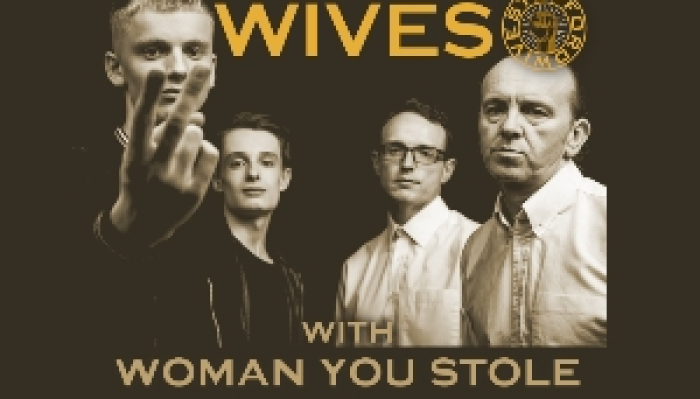 Deco Records presents... StepfordWives & guests
