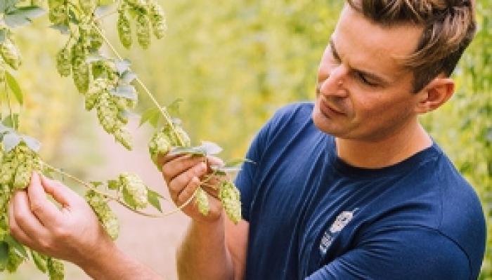 Kent Hop Farm Garden Tour With Beer Tasting