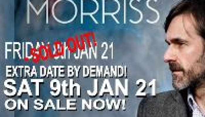 Extra show! Mark Morriss from The Bluetones + Vigilantes