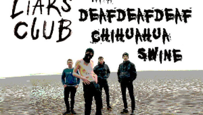 Deco Records presents The Liars Club & guests