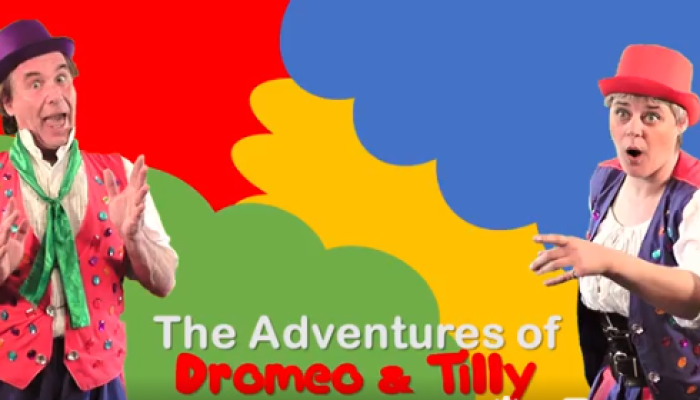 THE ADVENTURES OF DROMEO & TILLY AMA Theatre